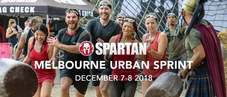 Spartan Race – Melbourne Urban Sprint