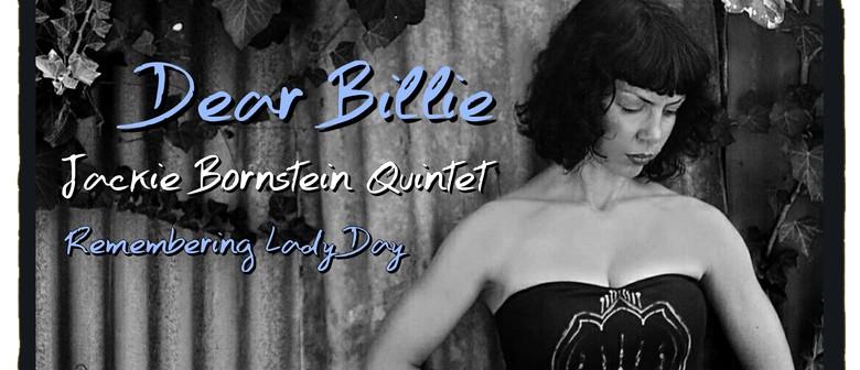 Dear Billie – Remembering Lady Day