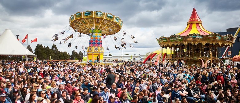 Royal melbourne show tickets giveaways