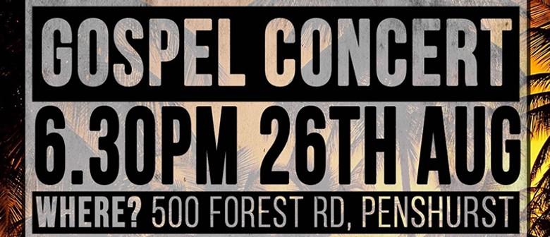 Pacific Island Gospel Concert