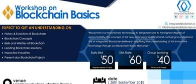 Blockchain Technology Workshop – Understand & Empower