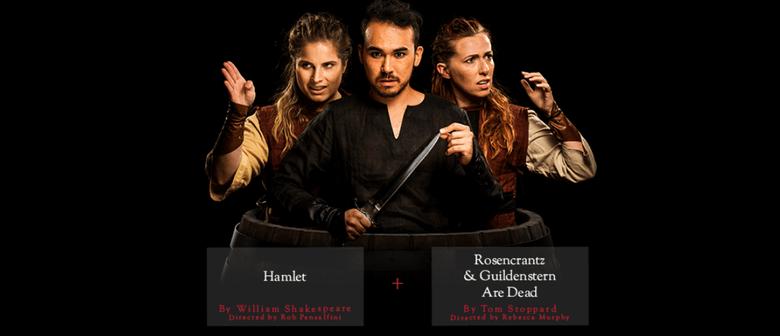 Hamlet and Rosencrantz & Guildenstern Are Dead