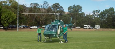 Tamworth Country Music Festival – Helicopter Flights