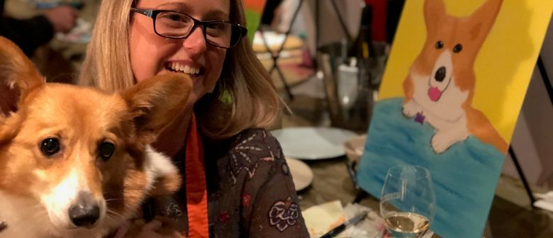Paint Your Dog – All Levels Are Welcome