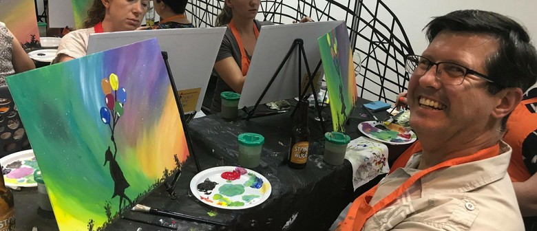 Father's Day – Pub Painting Event for the All Family