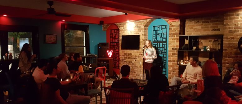 Vibe Comedy Open Mic Stand Up Comedy