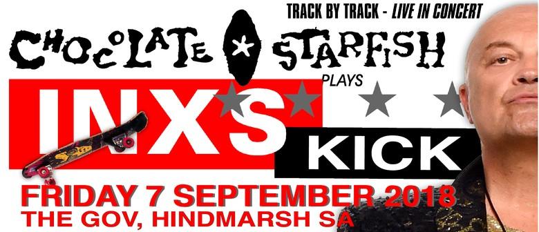 Chocolate Starfish plays INXS Kick