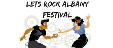 Let's Rock Albany Festival