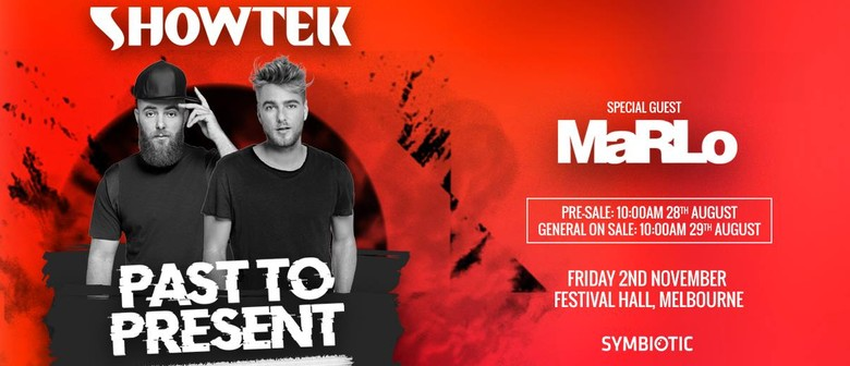 Showtek – Past To Present