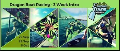Dragon Boat Racing – 3-Week Intro