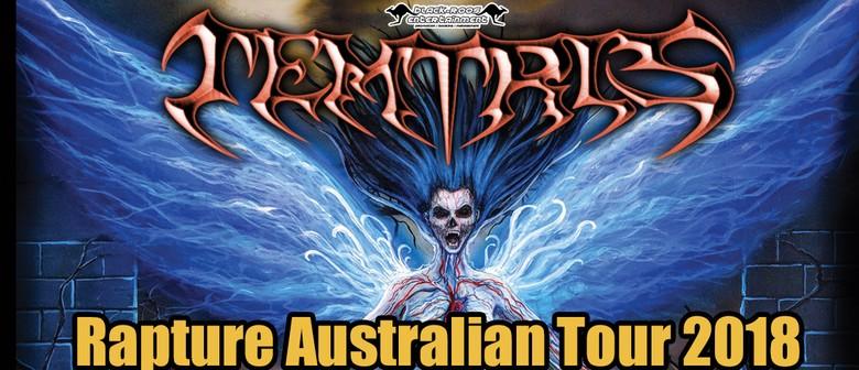 Temtris Rapture Tour