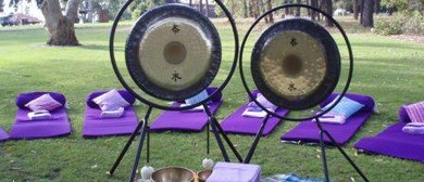 Sound Meditation With Gongs, Chimes and Tibetan Bowls