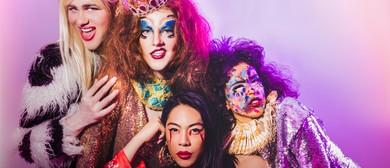 Lou Wall's Drag Race – Melbourne Fringe