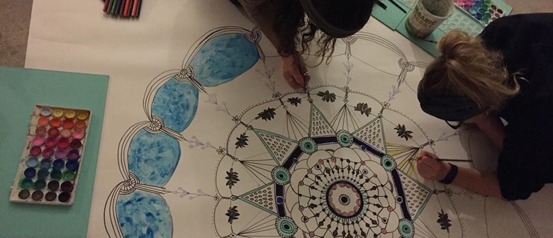 Art Therapy and Guided Meditation