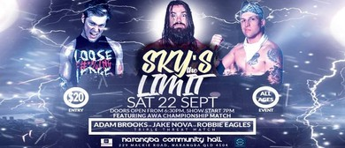 AWA Presents Sky's the Limit