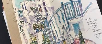 Travel Sketchbook Workshop