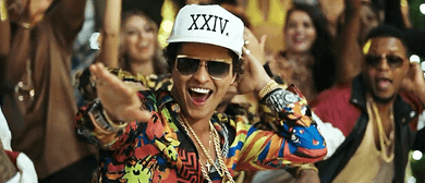 School Holiday Workshop – Dance Like Bruno Mars