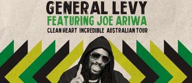 General Levy Clean Heart Incredible Australian Tour
