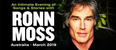 Songs & Stories with Ronn Moss