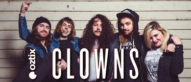 Clowns – Freezing In The Sun Tour