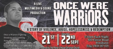 Once Were Warriors Drama Production
