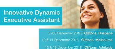 Innovative Dynamic Executive Assistant