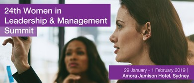 24th Women In Leadership & Management Summit