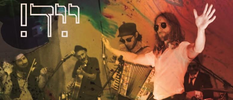 Yid! Space Klezmer Album Launch