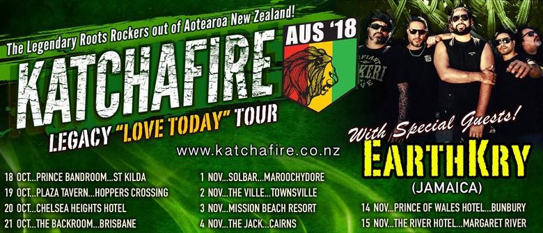 Katchafire – Legacy Love Today Tour 2018