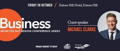 Business Moreton Bay Region Conference Series