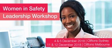 Women in Safety Leadership Workshop
