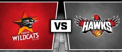 Perth Wildcats Vs Illawarra Hawks