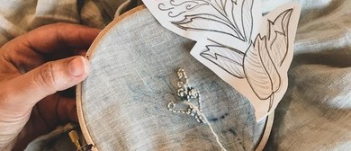 Poke & Stitch: Tattooing Cloth with Emma Peters