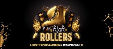 Rooftop Roller Skating Rink