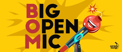 Big Open Mic