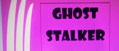 Authors Book Signing Tour- Ghost Stalker