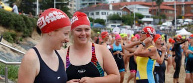 Australia Day Aquathon