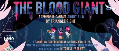Triangle Fight's 'The Blood Giant' Concept Film Premiere