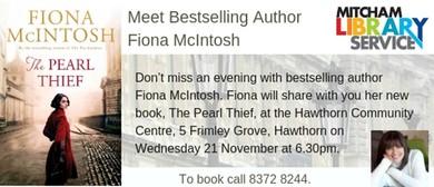 Author Fiona McIntosh