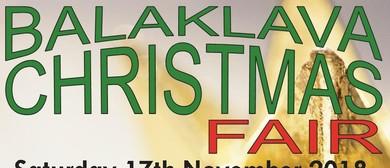 Balaklava Christmas Fair