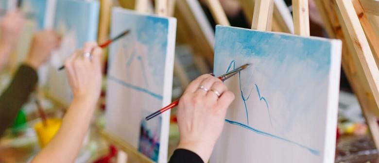 Lendlease Spring Retirement Festival – Paint & Pour