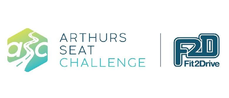 Arthurs Seat Challenge