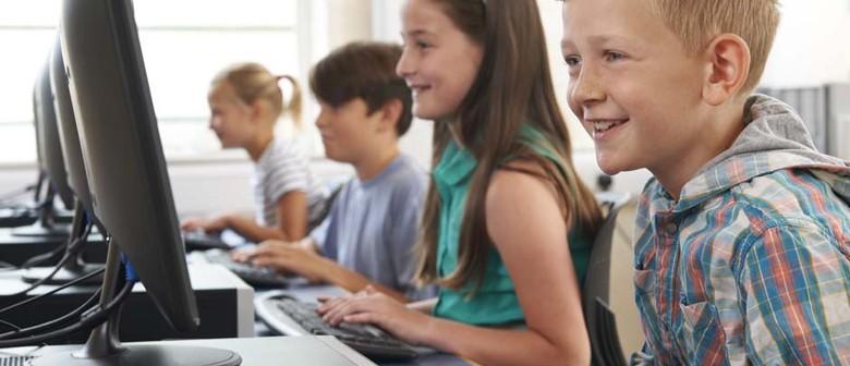 Kids Coding Club Holiday Program