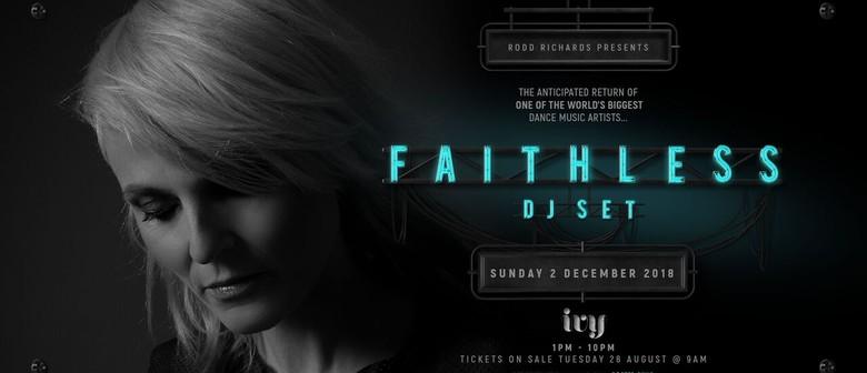 Faithless – DJ Set