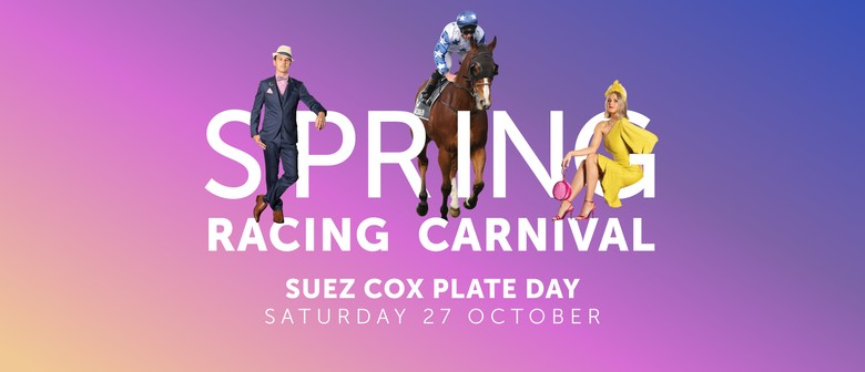 Suez Cox Plate Day – Spring Racing Carnival