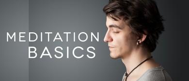 Meditation Basics Half-Day Course