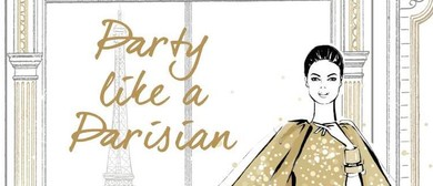 Party Like a Parisian – OnePlate Fundraiser