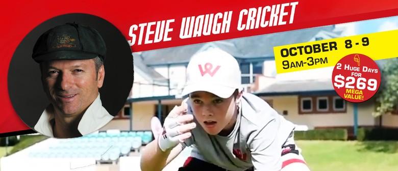 Steve Waugh Cricket Clinic