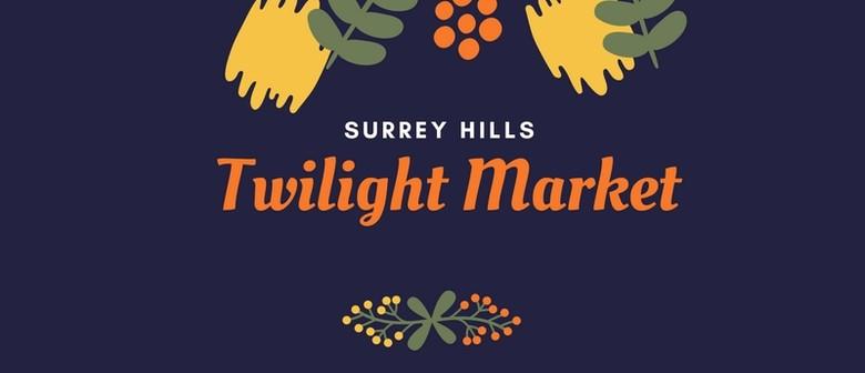 Surrey Hills Twilight Market