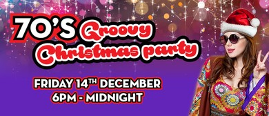 70's Groovy Christmas Party